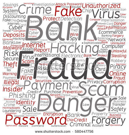 How to tackle fraudulent banking transactions…